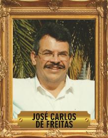 José Carlos de Freitas - 1993 a 1996